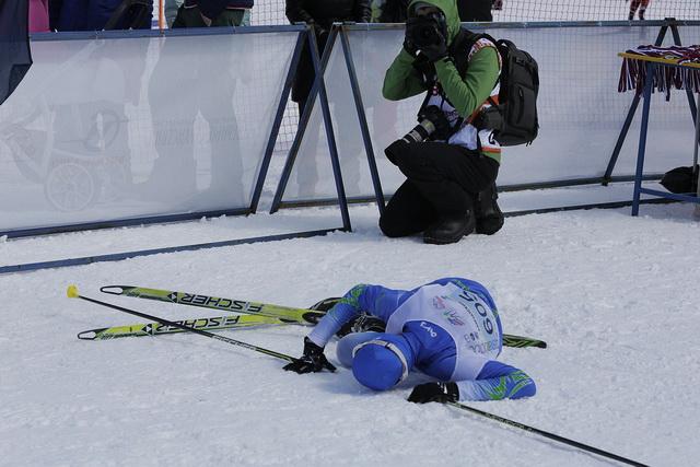 Авачинский марафон, лыжные гонки