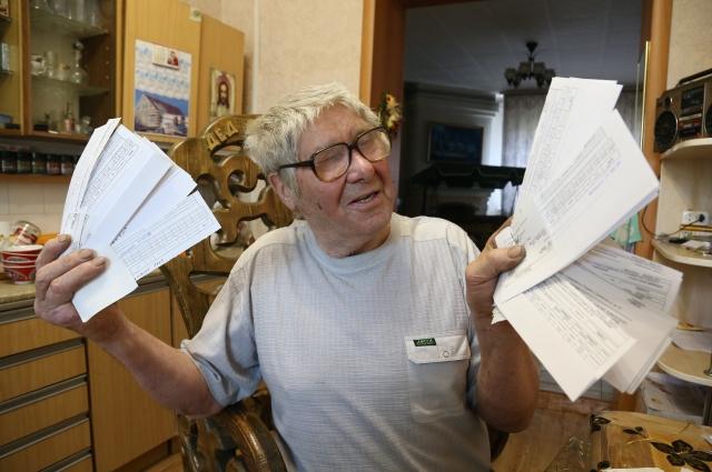 30 лет жители Светлого платили за несуществующую услугу.