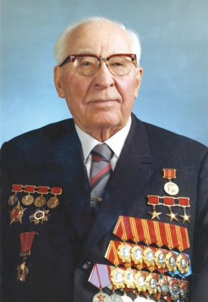 Ефим Славский.