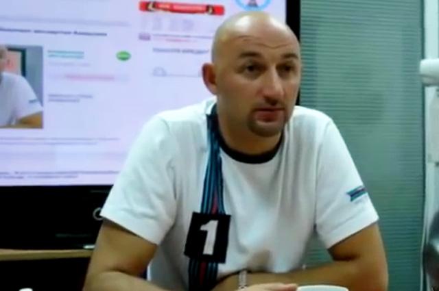 Алексей Мочанов