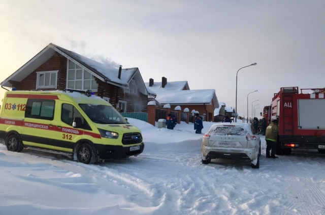 Площадь пожара в доме была всего 6 кв. м, но погибли четыре человека. тверо погибли,