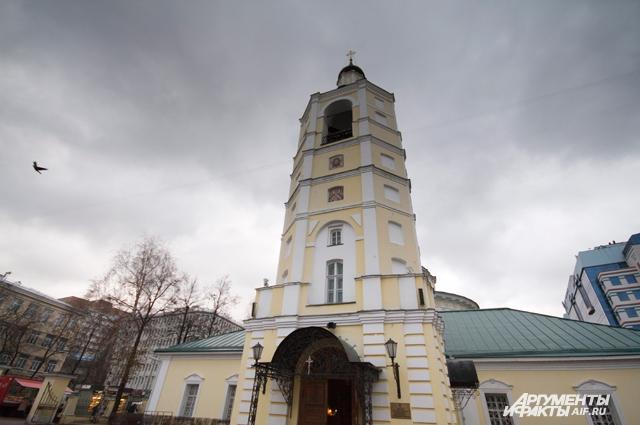 Церковь Филиппа Митрополита в Мещанской слободе