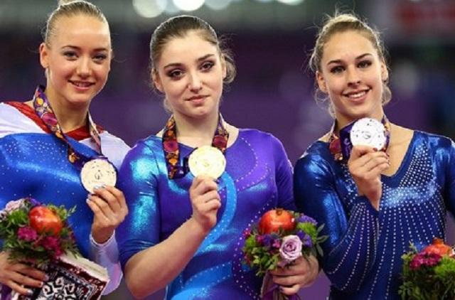 Алия Мустафина не мыслит своей жизни без спорта.