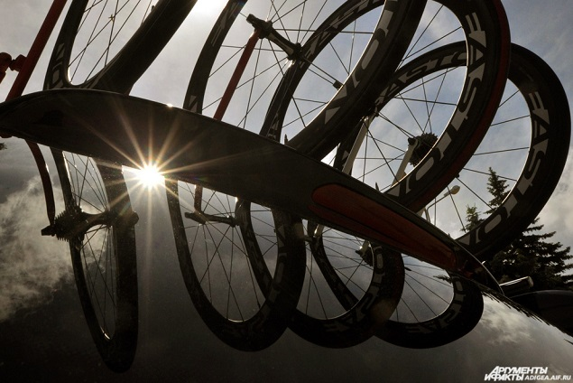 В 2012 году в допинг-скандале оказалась замешана пензенская велосипедистка.