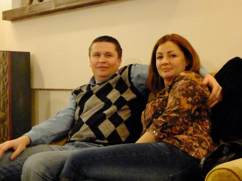 Андрей и Наталья