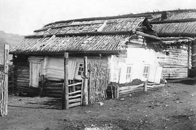 Домик Трубецкой в Благодатском руднике