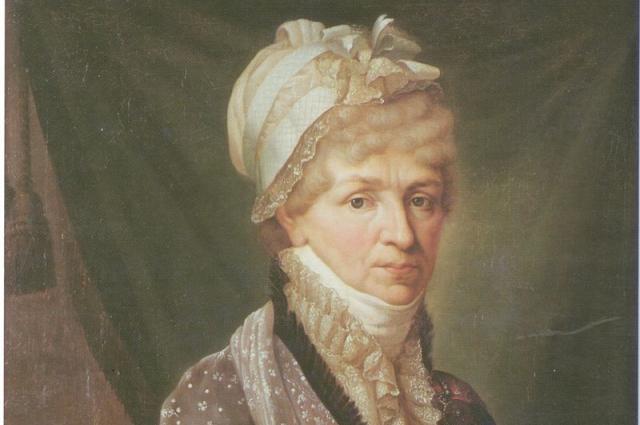Княгиня Наталья Голицына Художник Митуар, 1810-е годы.