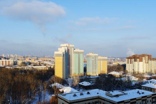 Благодаря высоким темпам строительства, люди смогут въехать в новые квартиры на целый квартал, а то и на два раньше срока.