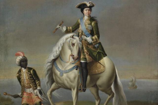 Екатерина втайне от императора написала турецкому командованию письмо и приложила к нему личные драгоценности.
