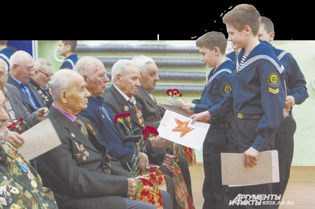 Молодёжь должна знать то, что пережили их прадеды.