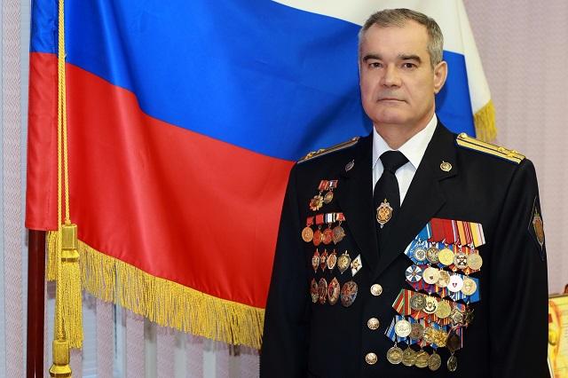 Александр Комбатов увековечил память погибших земляков.
