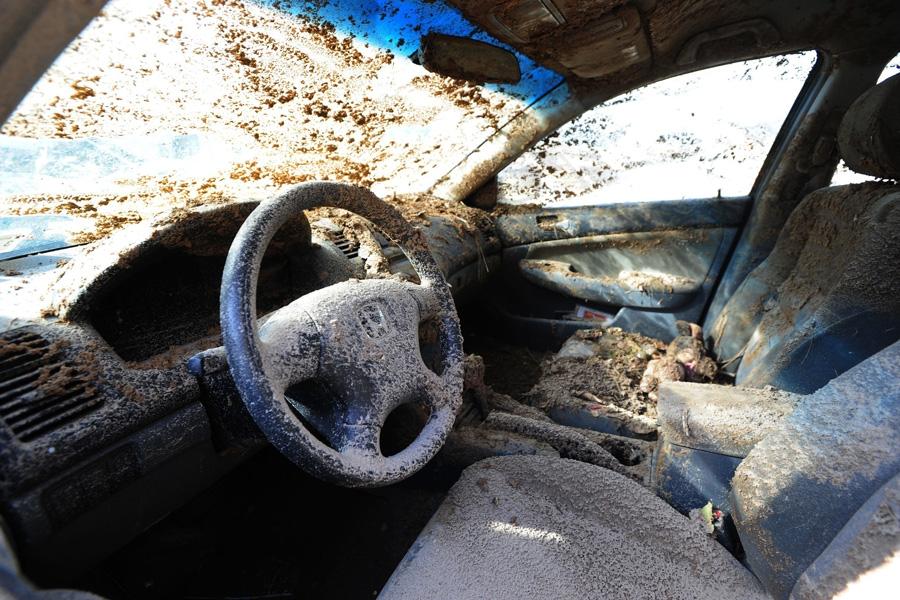 Для восстановления такого автомобиля косметический ремонт не главное, труднее оживить электронику и восстановить работоспособность узлов и агрегатов
