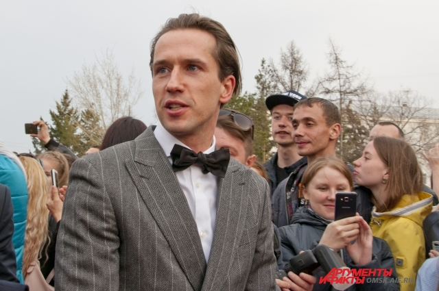 Актёр Егор Корешков.