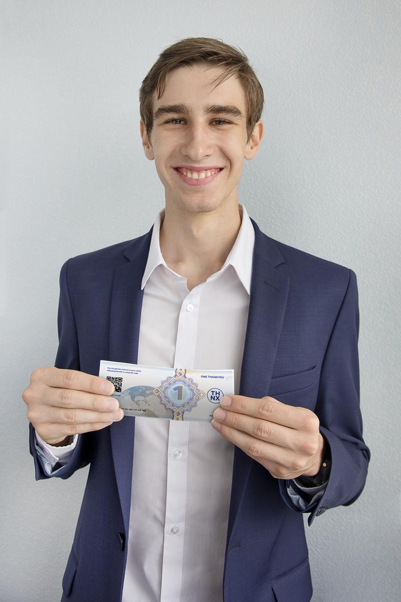 К идее 18-летнего Сергея Петрова подключились профессиональные разработчики.