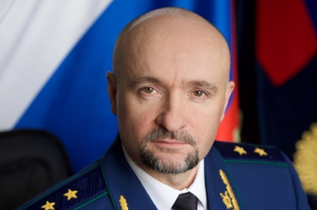 Прокурор Михаил Савчин.