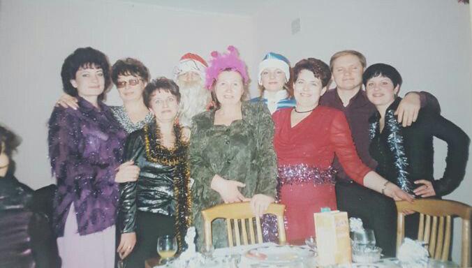 Новый год в России- любимый праздник.