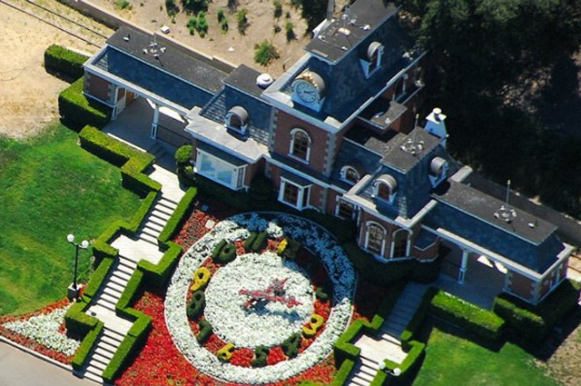 Neverland Valley Ranch.