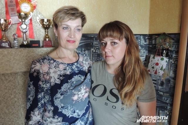 Любовь Шахова познакомилась с Ксенией и ее детьми случайно.