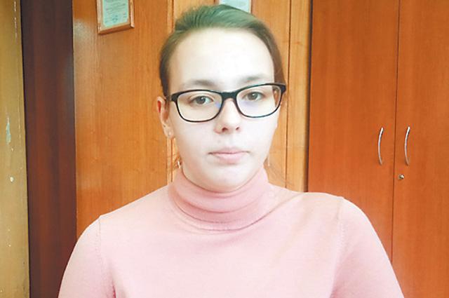 Даша Соловьёва.
