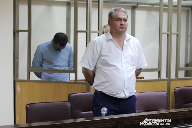 Мурад Назиров выслушал приговор с опущенной головой