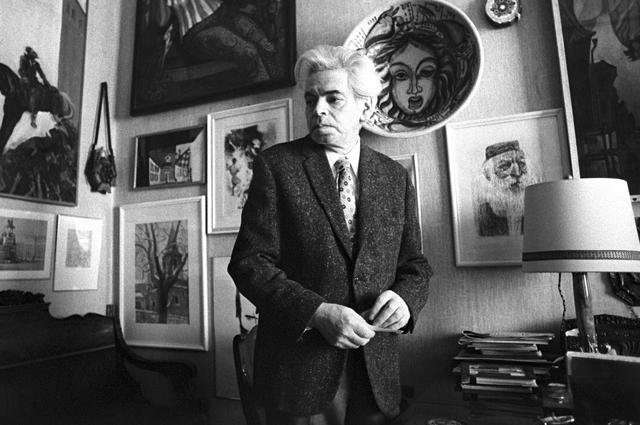 Аркадий Райкин, 1980 год.