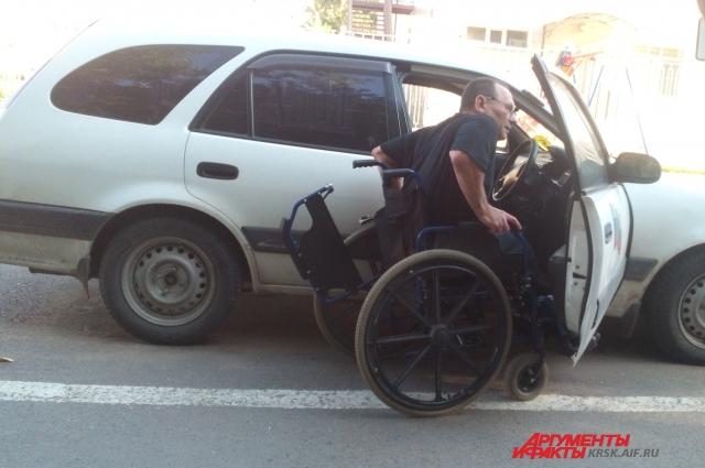 Ежедневно люди с ограниченными возможностями совершают подвиг, преодолевая препятствия.