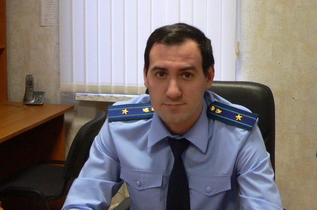Григорий Чесноков