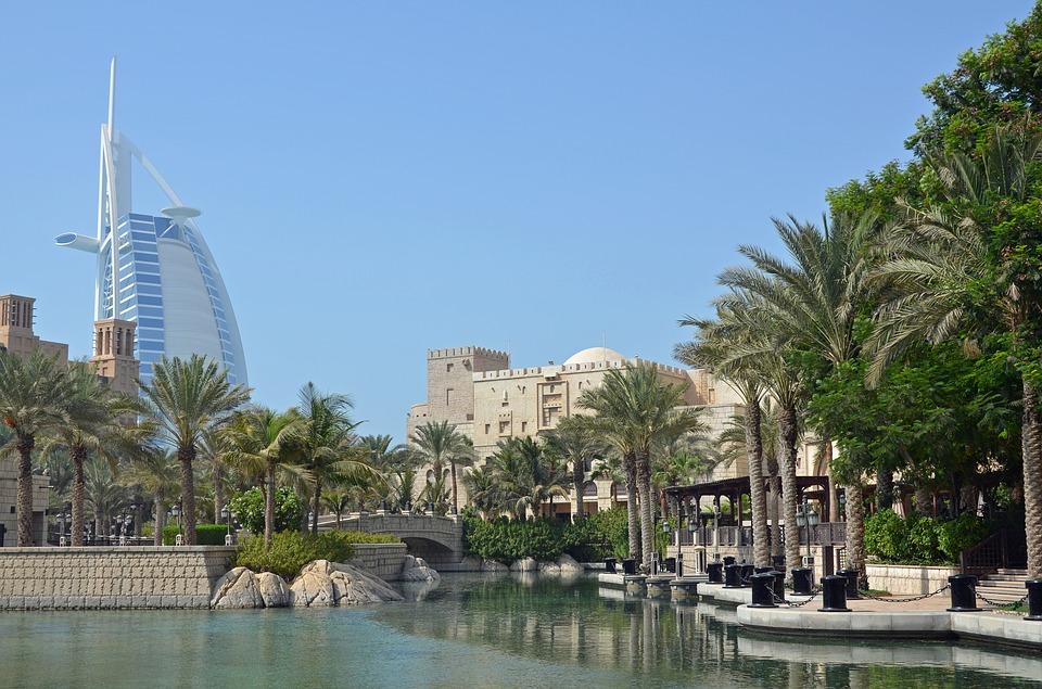 На выставке можно найти недвижимость в ОАЭ.