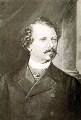 Томас Майн Рид<em>.</em> Фото не позднее 1870-х годов