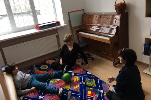 Ребёнку с аутизмом необходима комната сенсорной разгрузки.