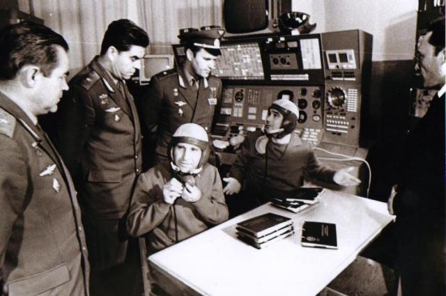 В свой первый полёт Олег Макаров отправился в 1973 году, когда ему исполнилось сорок лет. Фото: Из архива/ Музей космонавтики города Удомли