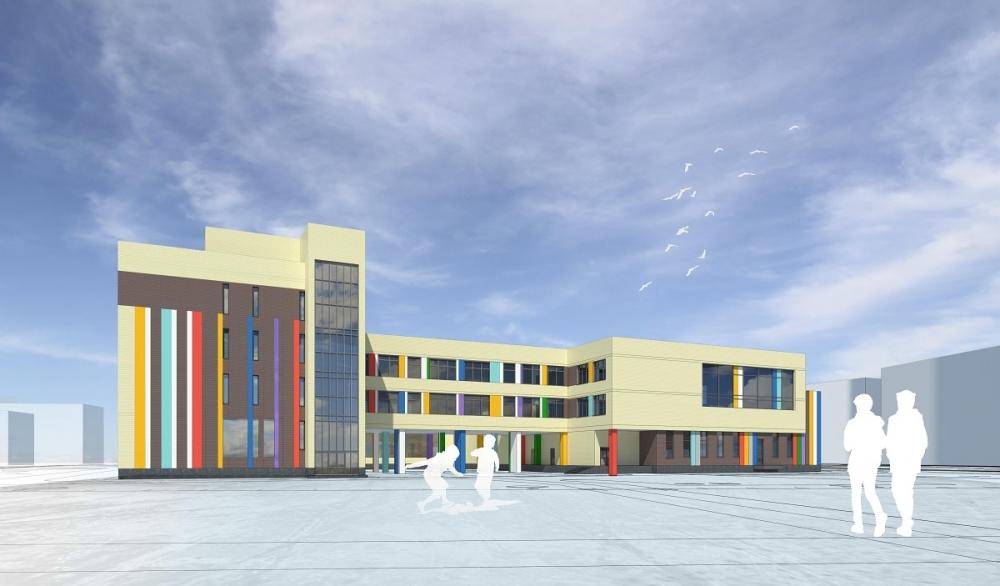 Проект школы в Каменске-Уральском