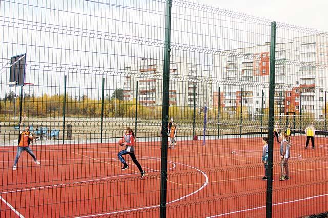В Чусовом появился воркаут-центр – новая площадка для занятий спортом под открытым небом.