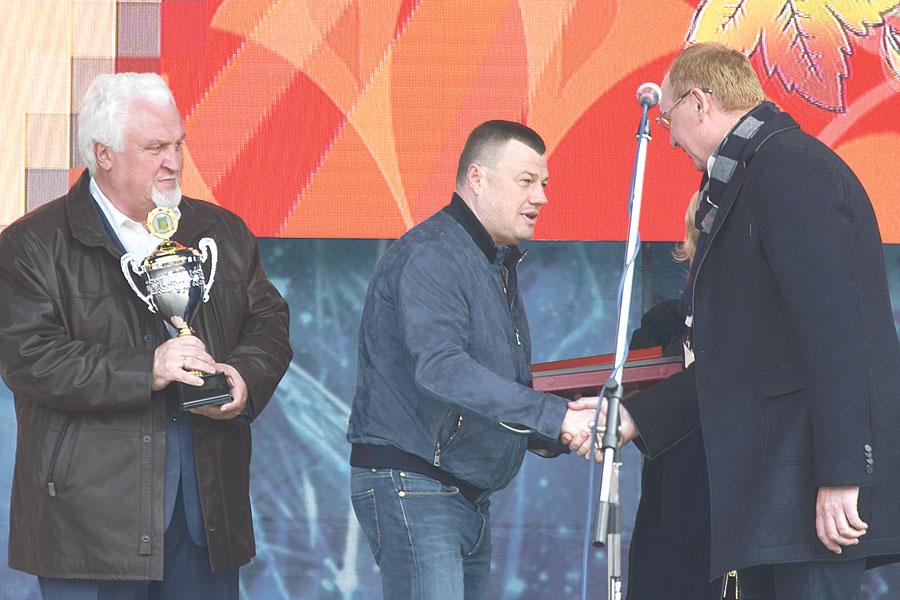 По итогам Покровской ярмарки в этом году Рассказово занял второе место среди городов-участников.