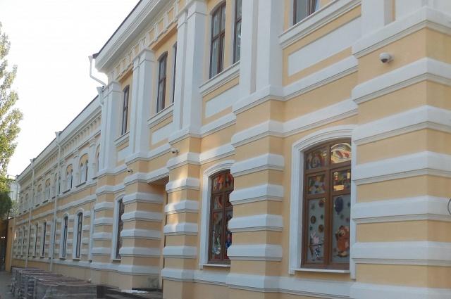Совсем скоро после реставрации откроется краевой театр кукол.