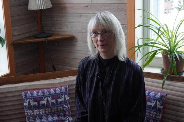 Елена Аленева, директор.