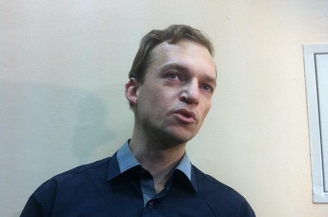 Претендент на пост мэра Пензы Илья Антропов