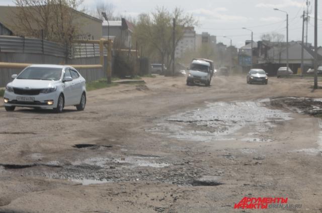 Улица Сахалинская.