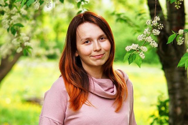 Пермячка Елена Пьянкова.