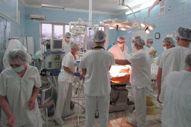 Для краевых врачей пересадка нескольких органов одновременно - это серьёзное событие.