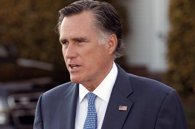 Митт Ромни.