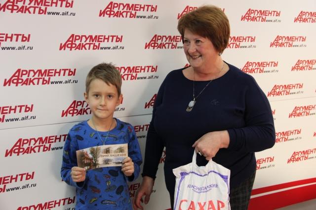 Матвей Рыжаков занял третье место в голосовании конкурса «Суперовощ».