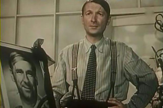 Кадр из фильма «Жених с того света», 1958 г.