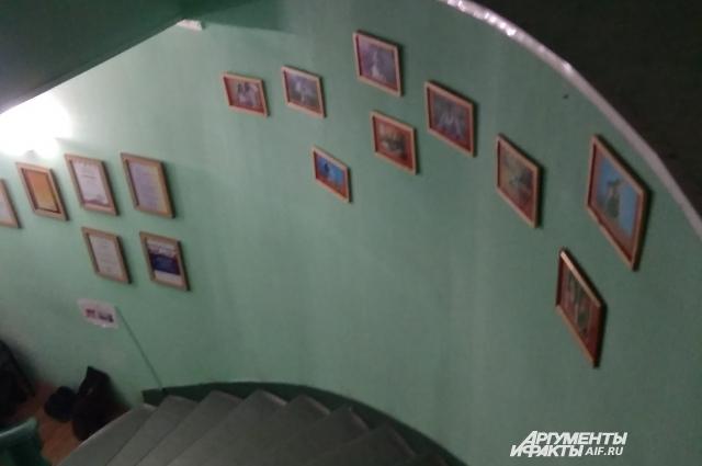 Школа Фалуньгун  арендует в йога-студии зал по часам.