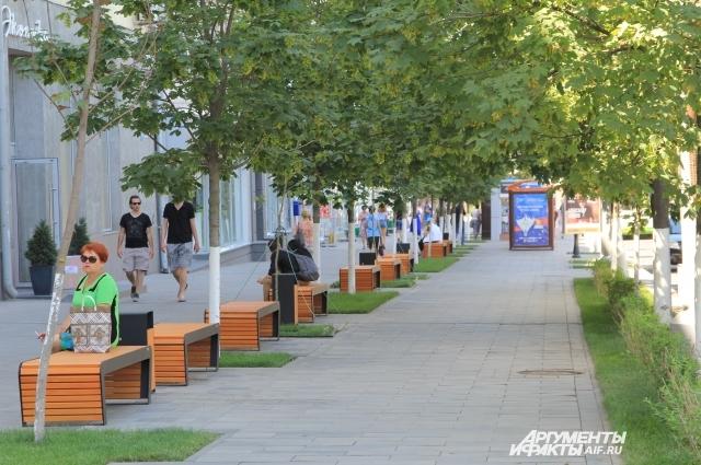 Улица Большая Садовая преобразилась!