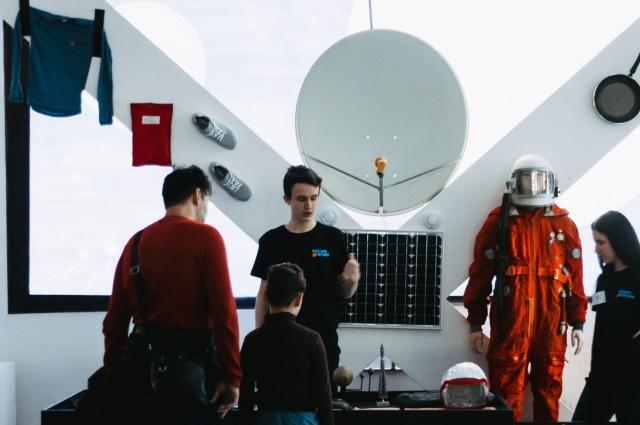 В семейном центре подготовки астронавтов «Космодрайв» всех жителей города ждет невероятное путешествие к далеким звездам.