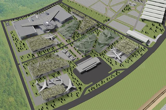 План проекта музея.