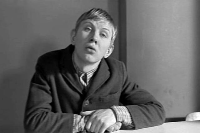 Юрий Чернов в фильме «Доживем до понедельника», 1968 год.