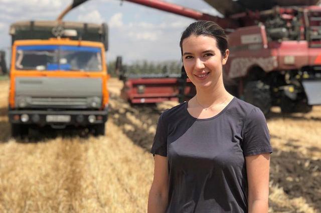 Анна Касьяненко.