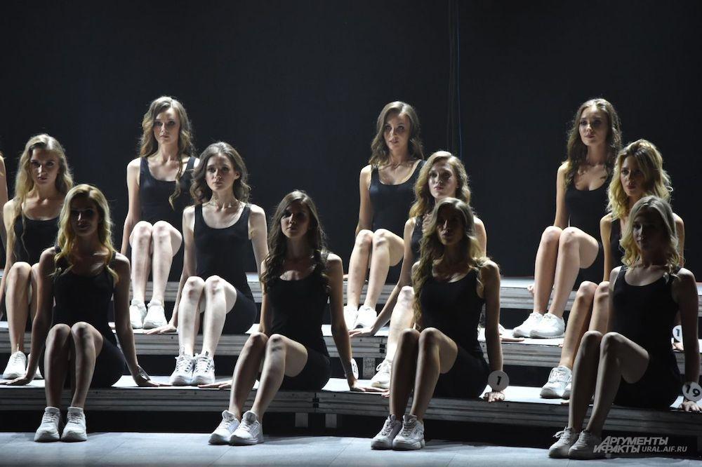 Десятка финалисток определилась во время итогового шоу